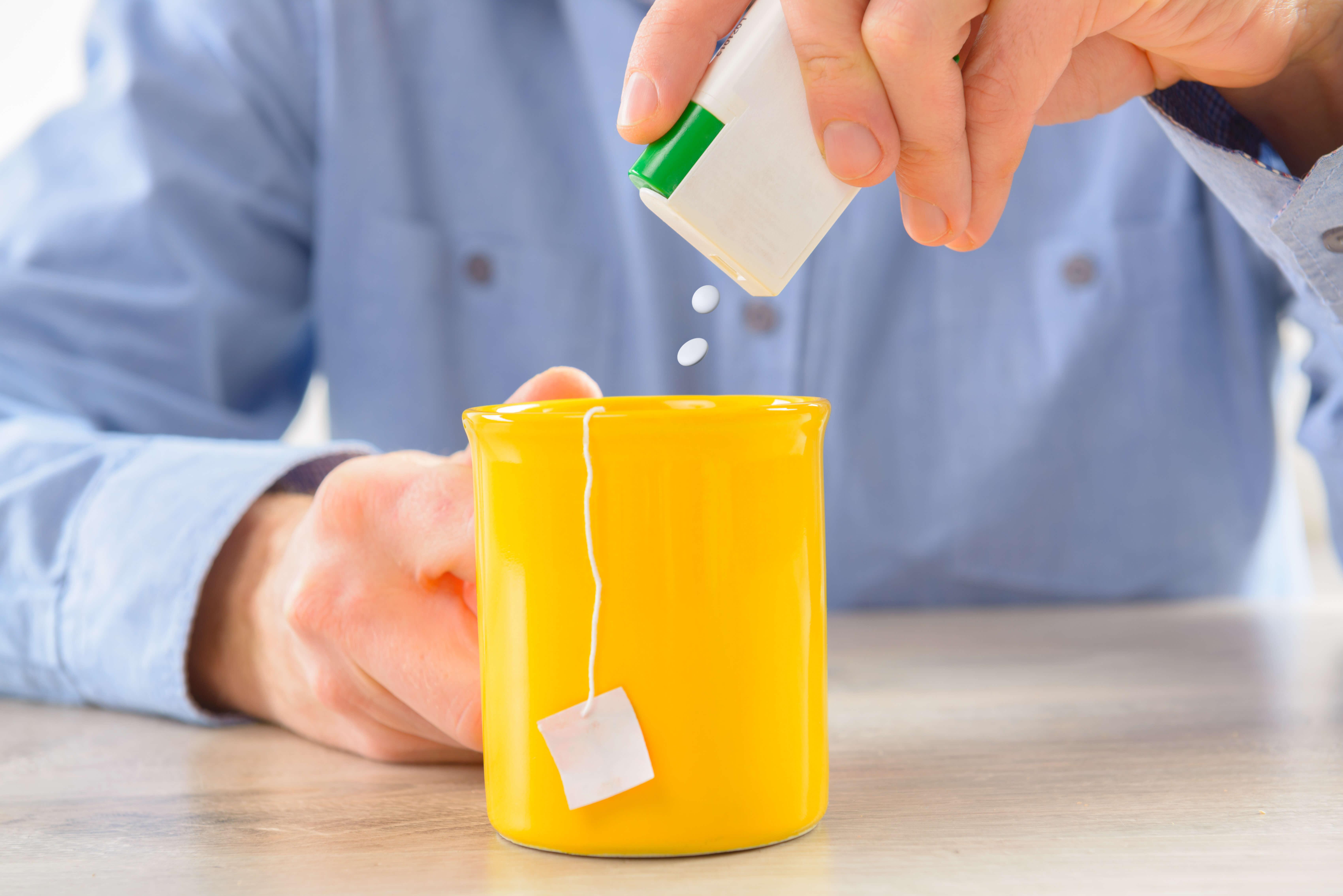Artificial sweeteners definition